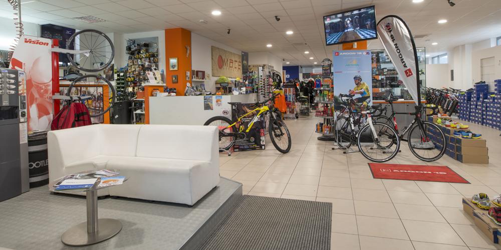 negozio biciclette magione perugia